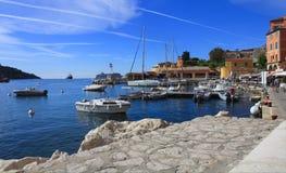 Villefranche-sur-Mer Fotografia de Stock Royalty Free