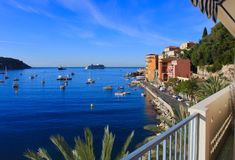 Villefranche-SUR-Mer Royalty Free Stock Images
