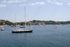 Villefranche sur mer. Royalty Free Stock Photo