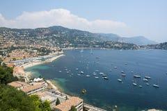 VIllefranche-sur-Mer (Cote d'Azur) Stock Image