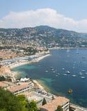 VIllefranche-sur-Mer (Cote d'Azur) Royalty Free Stock Images