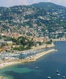 VIllefranche-sur-Mer (Cote d'Azur) Royalty Free Stock Image