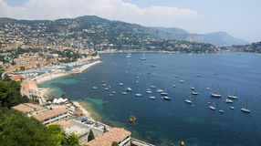 VIllefranche-sur-Mer (Cote d'Azur) Royalty Free Stock Photos