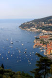Villefranche-sur-Mer, France Royalty Free Stock Images