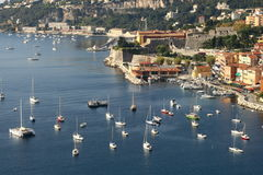 Villefranche-sur-Mer Royalty Free Stock Photography