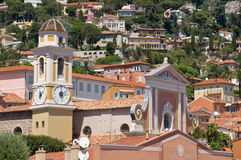 Villefranche sur Mer, France. Royalty Free Stock Photos