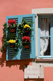 Villefranche sur Mer, Frankreich. Stockfotografie