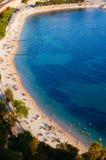 Villefranche sur mer, französischer Riviera Stockfotografie