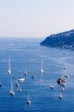 Villefranche sur mer, französischer Riviera Lizenzfreie Stockfotografie