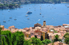 Villefranche sur mer, French Riviera Royalty Free Stock Photos