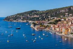 Villefranche-sur-Mer Stock Photography