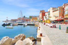 Villefranche-sur-Mer,french Riviera,South of France Royalty Free Stock Photos