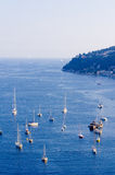 Villefranche sur Mer, French Riviera Royalty Free Stock Photography