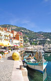 Villefranche-sur-Mer, Riviera francês, France Fotografia de Stock