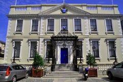 Villenhaus Dublin Lizenzfreies Stockbild
