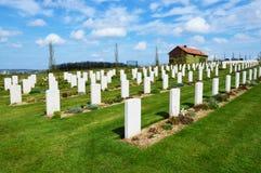 Villers-Bretonneux, Francja Fotografia Royalty Free