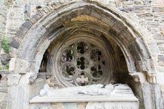 Villers La Ville Abbaye Royaltyfri Bild