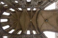 Villers-La Ville Abbaye Stockbild