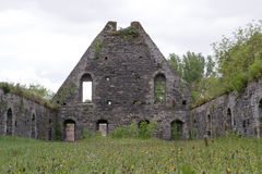 Villers La Ville Abbaye. The Abbey of Villers-La-Ville in Belgium Stock Image