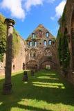 villers ville vallonia la Бельгии аббатства Стоковые Фото