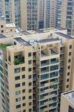 Villes chinoises Photos libres de droits