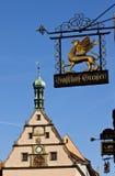 Villes de l'Allemagne Photo libre de droits