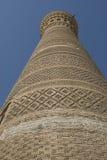 Villes de l'Asie centrale photos libres de droits