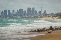 Villes du Brésil - natal, RN Photo stock