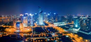 Villes Pékin de la Chine Photographie stock
