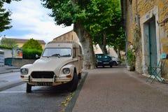 Villes-sur-Auzon, Провансаль, Франция Стоковые Фото
