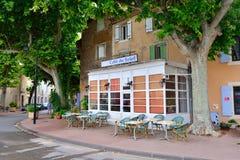 Villes-sur-Auzon, Francja, Provence Fotografia Royalty Free