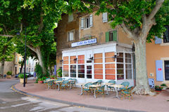 Villes-sur-Auzon Frankrike, Provence Royaltyfri Fotografi