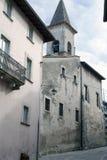 Villetta Barrea, Abruzzo, Italien Royaltyfri Fotografi