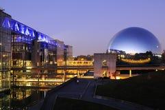 Villette della La, Parigi Immagine Stock