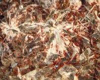 Villiaumite редкая минеральная группа в составе halite, фторид стоковые изображения rf