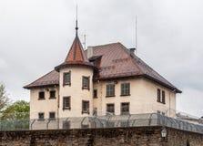 Villingen-Schwenningen Dziejowy dom Zdjęcia Royalty Free