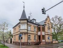 Villingen-Schwenningen Historical House Royalty Free Stock Photo