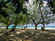Villingili i Malé, Maldives obrazy stock