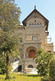Villino Florio royalty free stock images