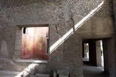 The Villla Oplontis, Naples Stock Photography