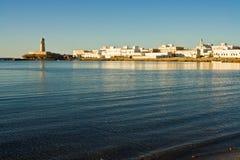 villlage θάλασσας Στοκ Εικόνες