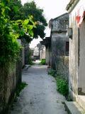 Villlage de Guangdong photos libres de droits