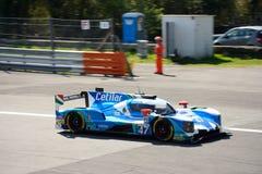 Villorba Corse Dallara Le Mans pierwowzór przy Monza Fotografia Stock