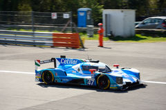 Villorba Corse Dallara Le Mans Prototype at Monza Stock Photography