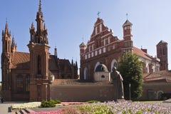 Vilna Arhitecture Fotos de archivo