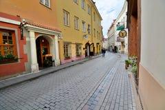 Vilna ghetto. Vilnius. Lithuania Royalty Free Stock Photography
