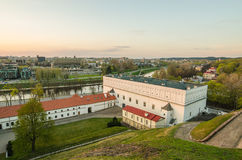 Vilnius, Λιθουανία. Το παλαιό οπλοστάσιο Στοκ Εικόνες