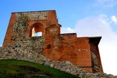 Vilnius, μνημείο στο λόφο Στοκ εικόνες με δικαίωμα ελεύθερης χρήσης