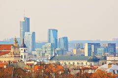 Vilnius Royalty-vrije Stock Foto's