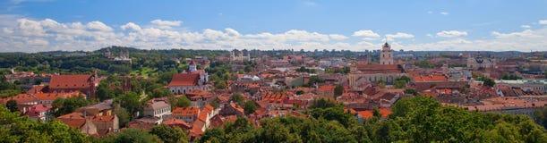 Vilnius Fotografia Stock Libera da Diritti